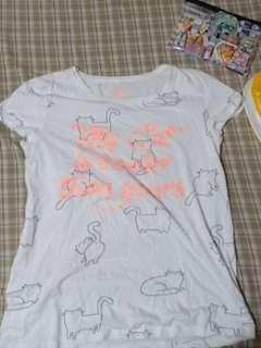 Cat Top shirt