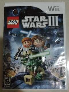 Lego Star Wars III (Pal Version)