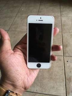 Iphone 5SE 64gb Ex Inter Fullset Bisa Tt