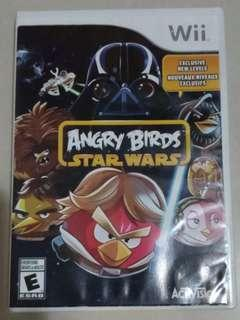 Wii Angry Birds Star Wars (Pal Version)