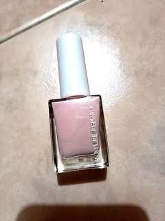 Nature Republic 淺粉紅色指甲油 Baby pink nail polish (From Korea)