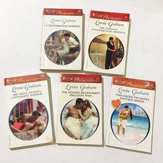 LYNNE GRAHAM Harlequin Books 2