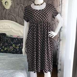 High Waist Dress/Maternity Dress