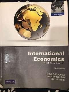 🚚 International Economics Theory And Policy 9th