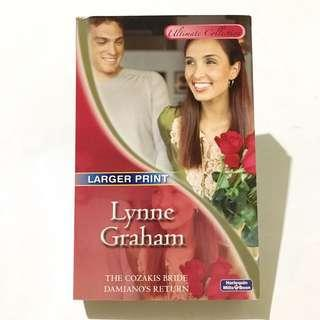 LYNNE GRAHAM  2in1 Ultimate Collection - The Cozakis Bride/Damiano's Return