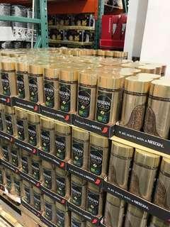 🚚 【 Costco代購 】雀巢金牌罐裝有機咖啡100gx2入