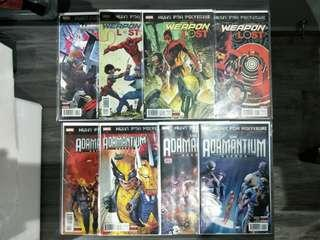 Hunt For Wolverine 16 issues Complete Run