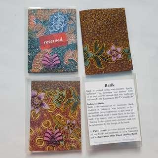 Passport Cover ($3 each)