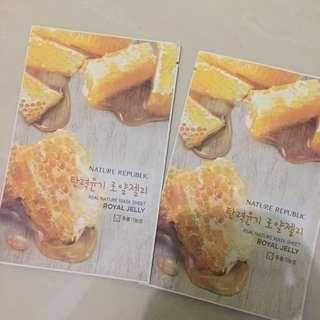 (Only one) Nature Republic Sheet Mask