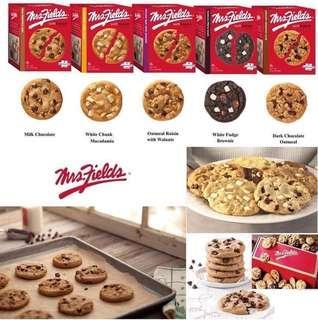 美國直送 Mrs Fields Cookies 8塊包裝