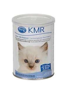 PetAg KMR Kitten Milk Replacer 初生幼貓專用奶粉12oz