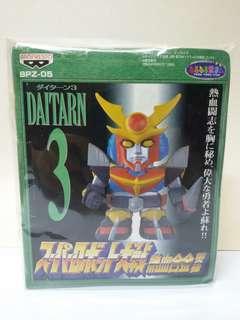 Banpresto熱血合金-Daitsrn
