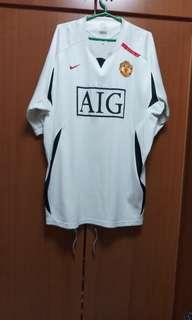 Manchester United Nike Jersey