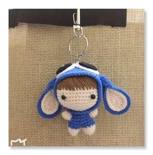 🏷Little Stitch Doll Bagcharm