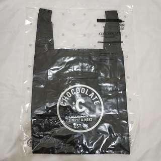 Chocoolate 環保袋 手抽袋 背心袋
