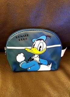 👍全新 日版 雜誌Donald Duck化裝袋/雜物袋