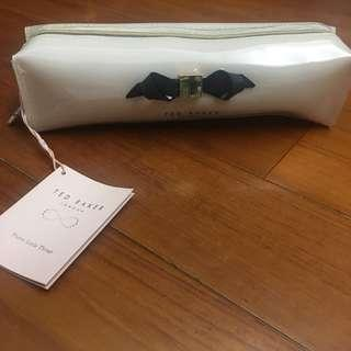 Ted Baker 筆袋化妝袋 make up bag 100%authentic and new pencil case