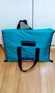 Outdoor sheet & bag