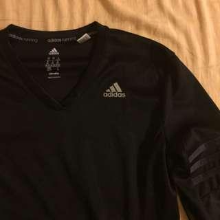 Adidas Workout Long Sleeve Top