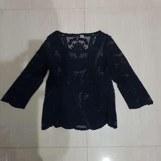 H&M brokat lace