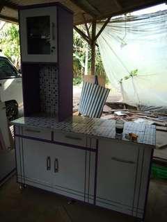 Lemari dapur keramik