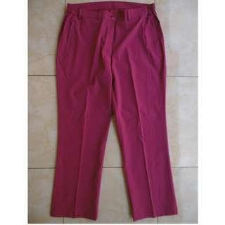 Celana Gunung THE RED FACE Pink quickdry
