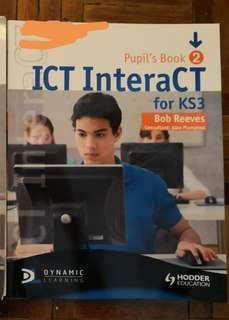 ICT Interact for KS3 - Book 2