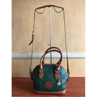 Vintage DOONEY BOURKE Brand Three-Way Bag