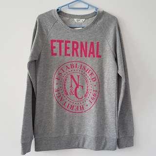 BNWT Sweater / SweatShirt / Pullover Sweater - Long Sleeves Shirt Ladies