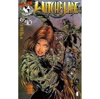 WITCHBLADE #10 (1996) 1st Appearance of Jackie Estacado the Darkness!