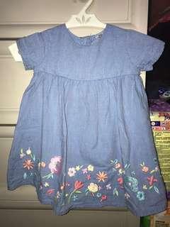 Dress 9 to 12 months