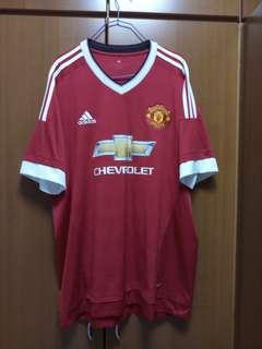 Manchester United Adidas Jersey