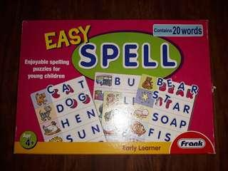 Educational Toy - Spell