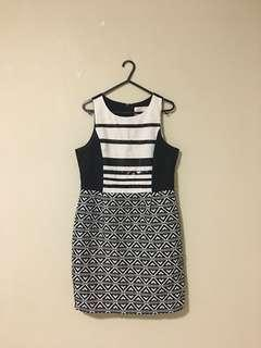 The Blush Inc Black Dress
