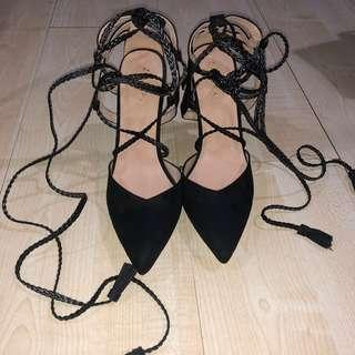 Zalora Black Pump BRAND NEW