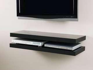 Rak dinding DVD 1pc 60x25x4cm