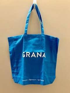 Brand new GRANA tote bag