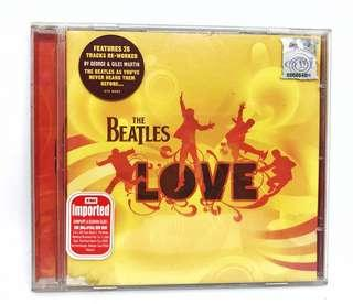 Preloved CD The Beatles Love
