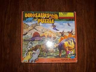 Puzzle Pack (1x 24pc & 3 magnetic puzzle)