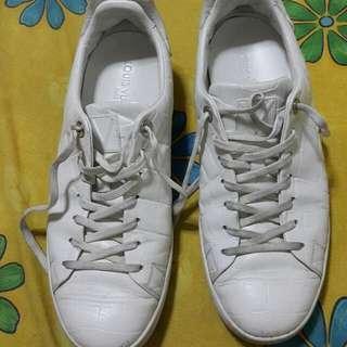 Sepatu louis Vuitton Frontrow Authentic Size 7