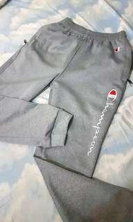 Champion Grey Joggers Pants
