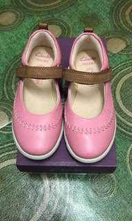 Clarks Shoes free polish