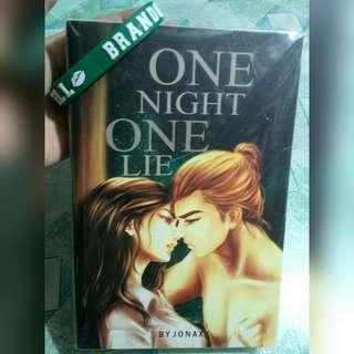 One Night One Lie (ONOL) by Jonaxx