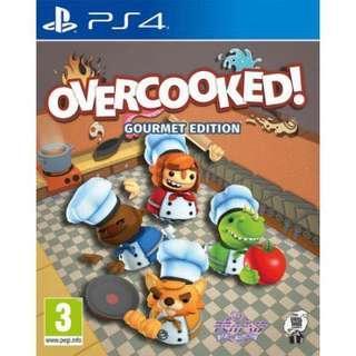 PS4 Overcooked(冇花)