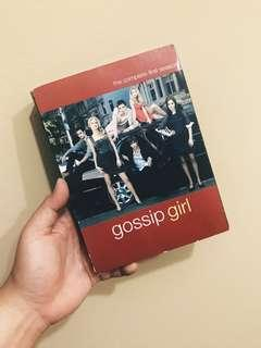 GOSSIP GIRL SEASON 1 DVD COMPLETE