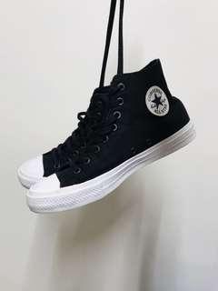 🚚 Converse 高筒帆布鞋 us9