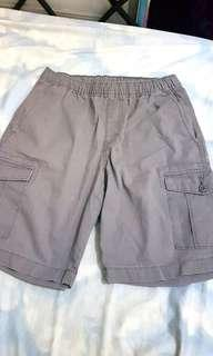 Uniqlo Grey Shorts