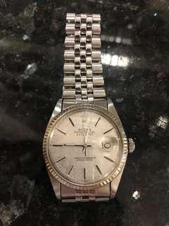 Rolex Datejust 1980s