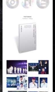 WTB WANNA ONE WORLD TOUR SEOUL DVD AND PHOTOBOOK