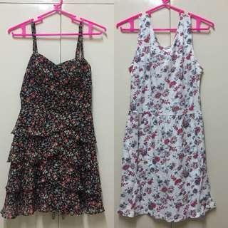 Forever 21 & Floral Dress
